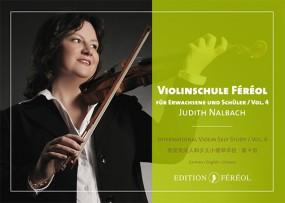 Violinschule Féréol Vol. 4 Für Erwachsene und Schüler
