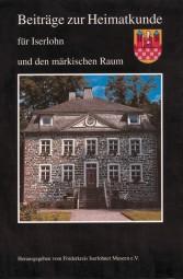 Beiträge zur Heimatkunde für Iserlohn und den Märkischen Kreis Band 14