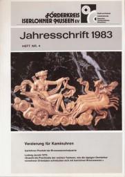 Beiträge zur Heimatkunde für Iserlohn und den Märkischen Kreis Band 4