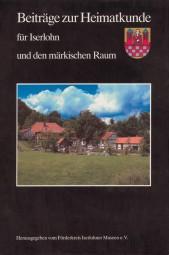Beiträge zur Heimatkunde für Iserlohn und den Märkischen Kreis Band 12