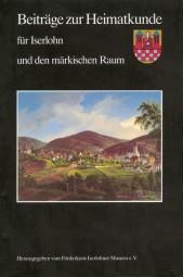 Beiträge zur Heimatkunde für Iserlohn und den Märkischen Kreis Band 11