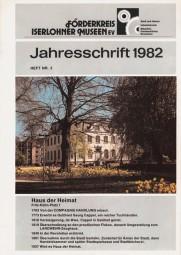 Beiträge zur Heimatkunde für Iserlohn und den Märkischen Kreis Band 3